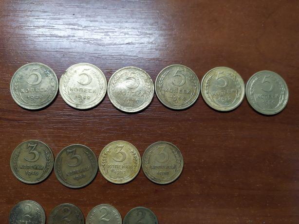 Монеты СССР в хорошем состоянии