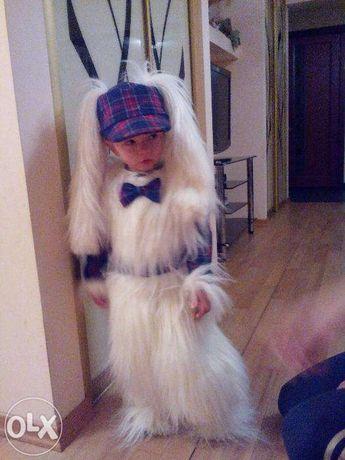 прокат костюма зайца ,вовка