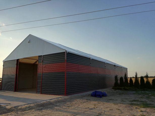 hala namiotowa 12x25x4,5 łuków