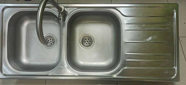 Кухонная мойка стальная нержавейка  2000грн