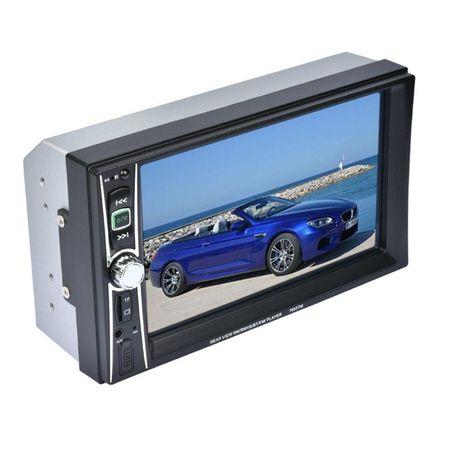 Radio digital tela de toque TFT 7 polegadas