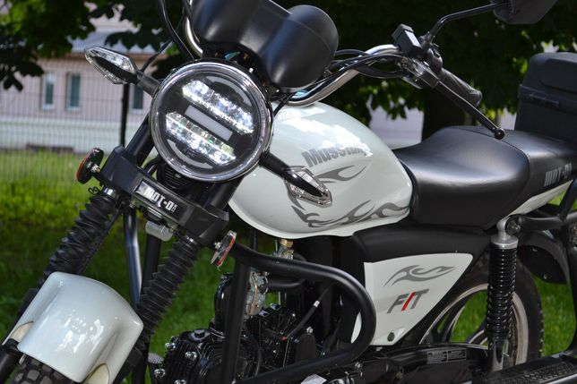 Мотоцикл Mustang Fit 125 (Доставка Безкоштовна до 100 км)
