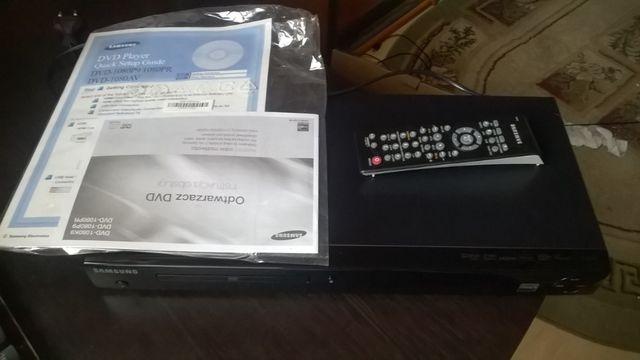Odtwarzacz DVD SAMSUNG DVD-1080P9
