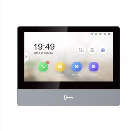 Цветной IP видеодомофон Hikvision DS-KH8350-WTE1