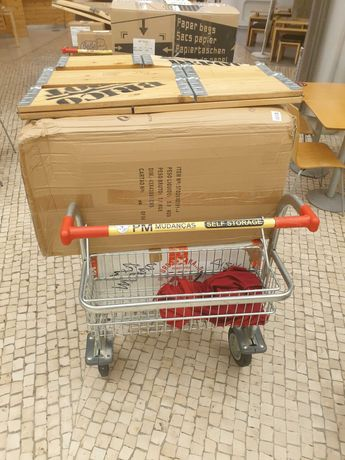 Transportes/Montagens/Recolhas/Entregas