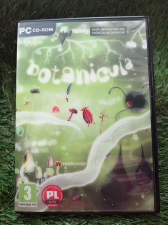 Gra PC  botanicula Wydanie PL