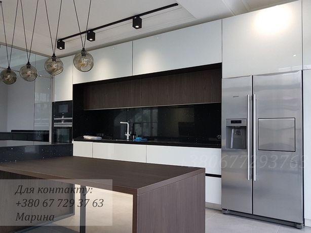 Корпусні Кухонні М'які Меблі На Замовлення. Дизайн інтер'єрів