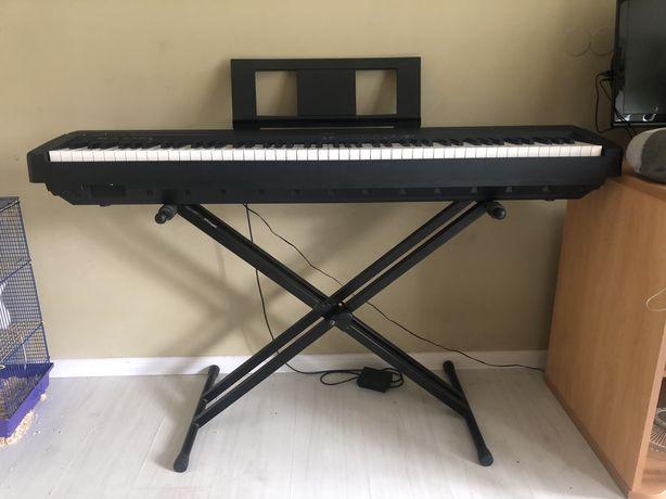 Пианино Jamaha p45, идеальное состояние