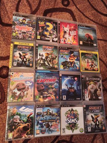 Детские игры для Sony Ps3 большой выбор!