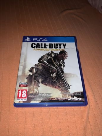 Gra ps4 Call of duty