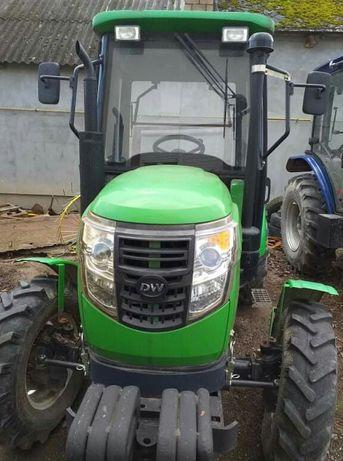Трактор DW404AC,ще інше до трактору