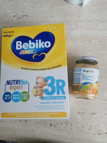 Mleko bebiko 3R +obiadek