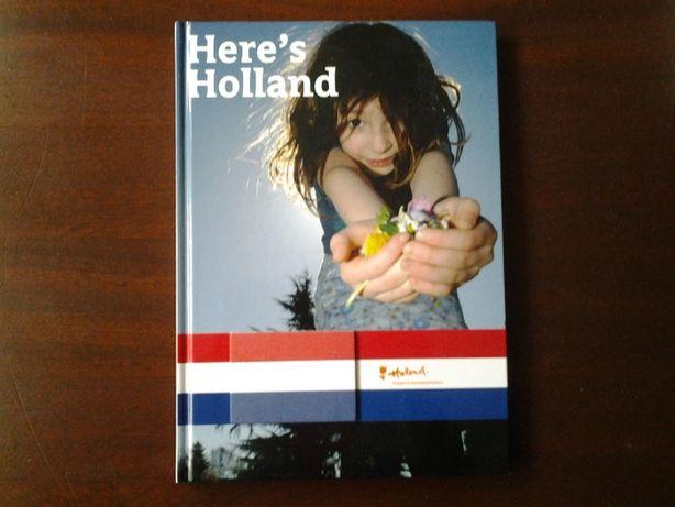 Книга на английском Голландия