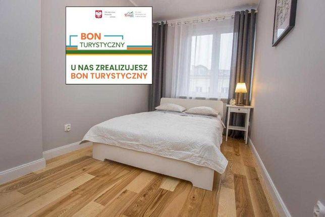Apartament w sercu miasta, ul. Lipowa 1 (Możliwość kwarantanny)