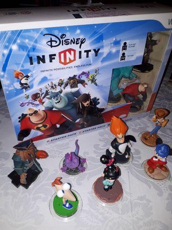 Disney Infinity para a Wii com 10 bonecos
