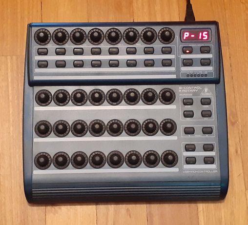 Behringer BCR-2000, superfície de controle MIDI