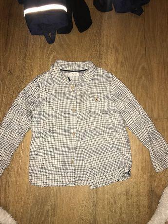 Koszula chłopięca Zara, rozmiar 104