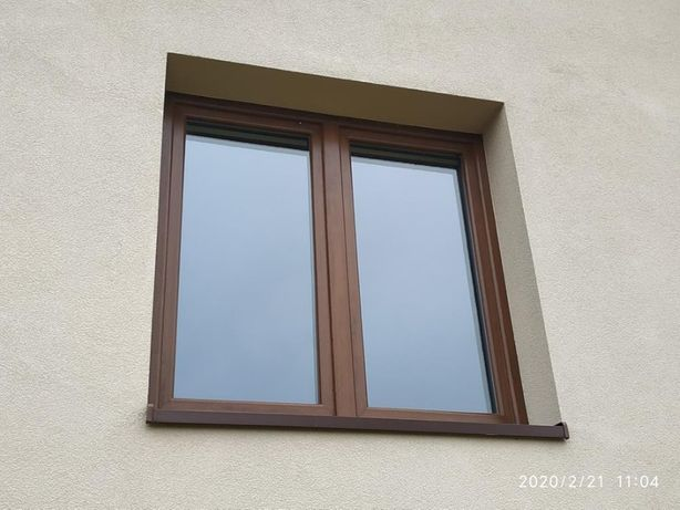podwójne półpancerne okno 1500x1500