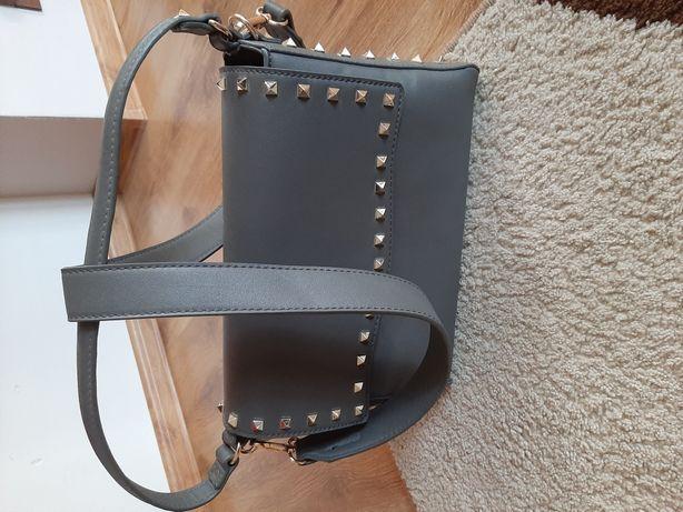 Nowa torebka szara
