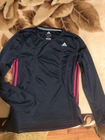 Термокофта спортивная Адидас, Adidas оригинал, размер М