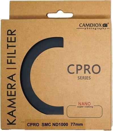 Filtro Polarizador UV Densidade Neutra Nd1000 10 Stops * NOVOS*