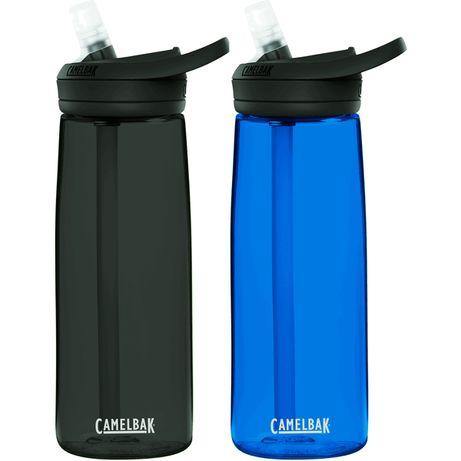 Dwupak butelek Eddy+ 750ml camelbak