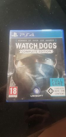 Watchdogs complete edition ps4