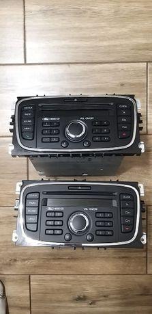 Radio FORD CD 6000 , s-max,mondeo mk4,galaxy mk3