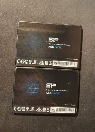 """Silicon Power 512GB 2,5"""" SATA SSD A55"""