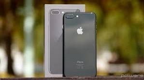 Iphone 8 Plus cor preta