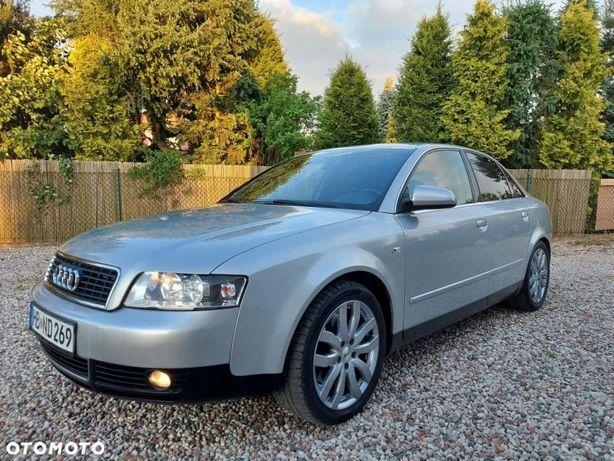 Audi A4 3.0 benzyna*2001r*quatro*automat*