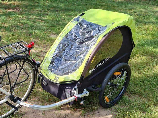 Przyczepka rowerowa Burley Minnow