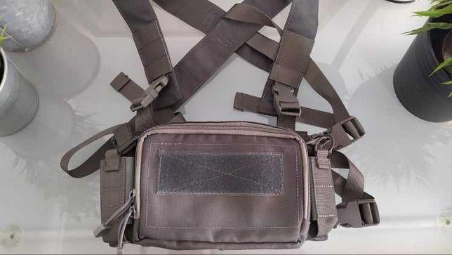 Fast Chest Rig II tactical vest - Primal Grey