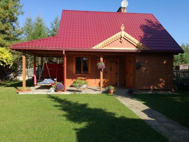 Domek sauna balia Danowskie 22 b