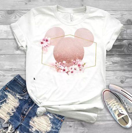 Koszulka bluzka t-shirt Disney Myszka Minnie Miki Mouse S-XXL
