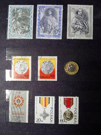 Album ze znaczkami pocztowymi - Filatelistyka