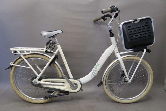 Markowy rower Giant Mio ALU 26 ' przedni kosz ZADBANY
