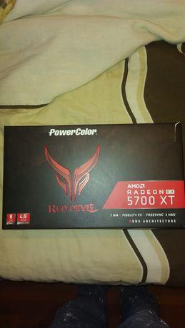 AMD 5700 XT 8gb Red Devil