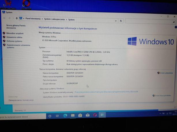 Laptop Asus R556L Nowy dysk SSD i nowa Bateria