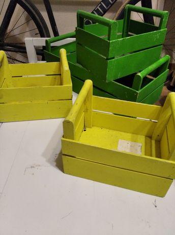 Ящики деревянные для сада