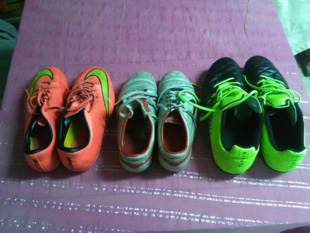 Botas de futebol
