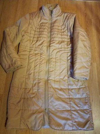 Płaszcz beżowy roz 42