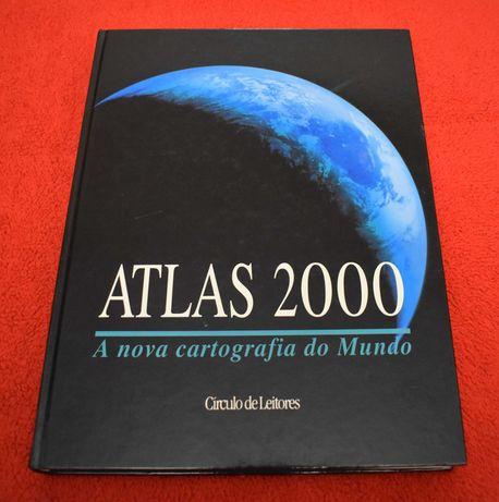 ATLAS 2000 - A nova cartografia do Mundo (NOVO)