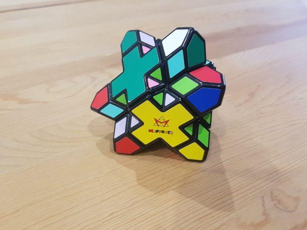 Kostka Rubika Meffert T.Fischer Nietypowa Zabawka edukacyjna Kreatywna