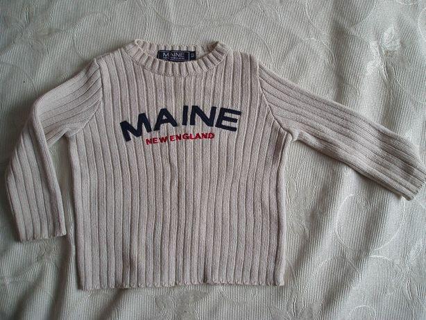 Тёплый детский свитерок MAINE