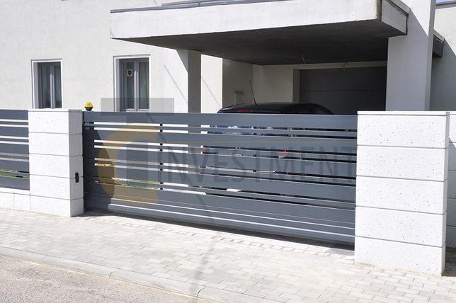 Bloczki pustaki ogrodzeniowe betonowe - Pustak bloczek na ogrodzenie
