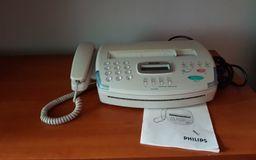 Sprzedam telefon z faksem !