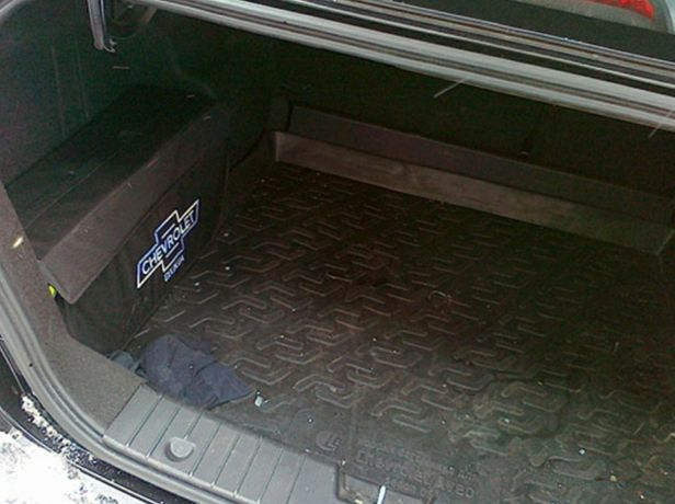 Сумка органайзер в багажник Chevrolet Aveo (Шевроле Авео) Т250/Zaz Vid