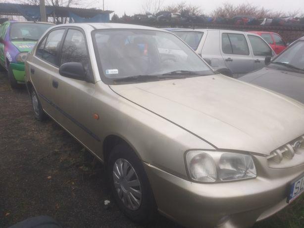 Hyundai Accent po lifcie auto na części