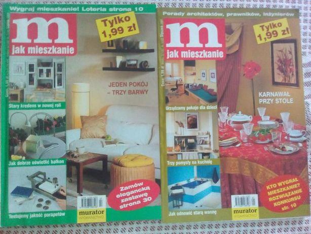 m jak mieszkanie czasopisma
